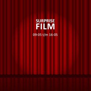 10e Filmliga voorstelling poster