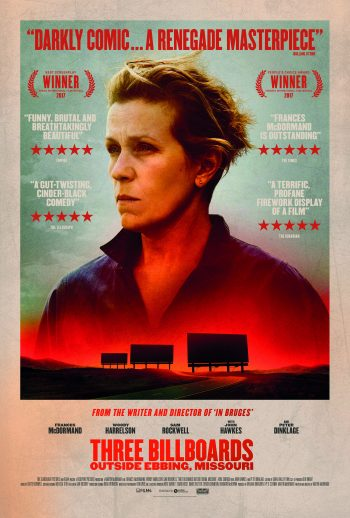 Three Billboards Outside Ebbing Missouri poster