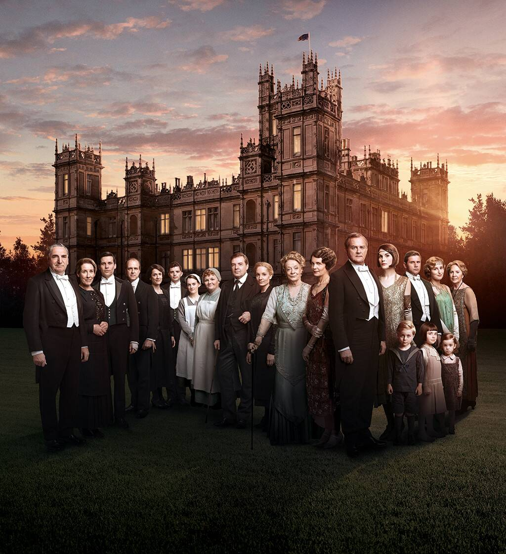 Downton Abbey header image