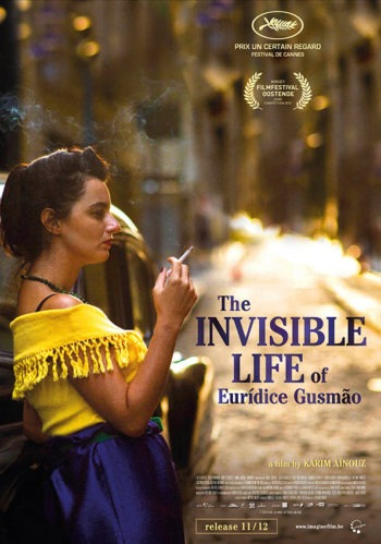 The Invisible Life of Euridice Gusmao poster
